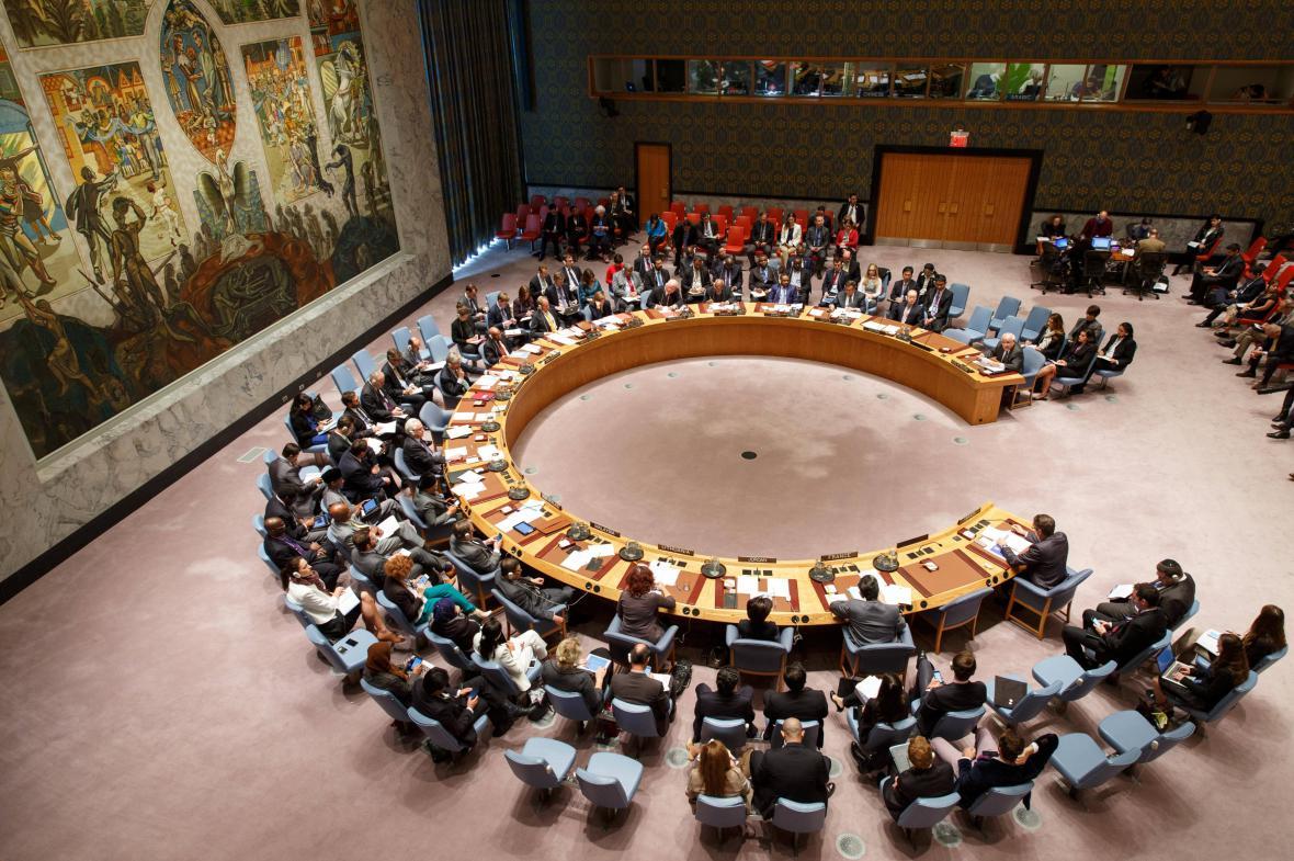 Mimořádné zasedání Rady bezpečnosti OSN