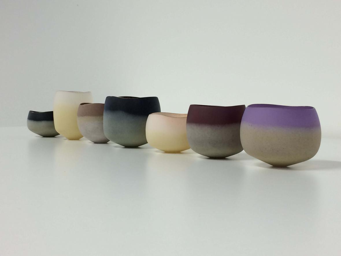 Tami Ishida / Cups (Poháry)