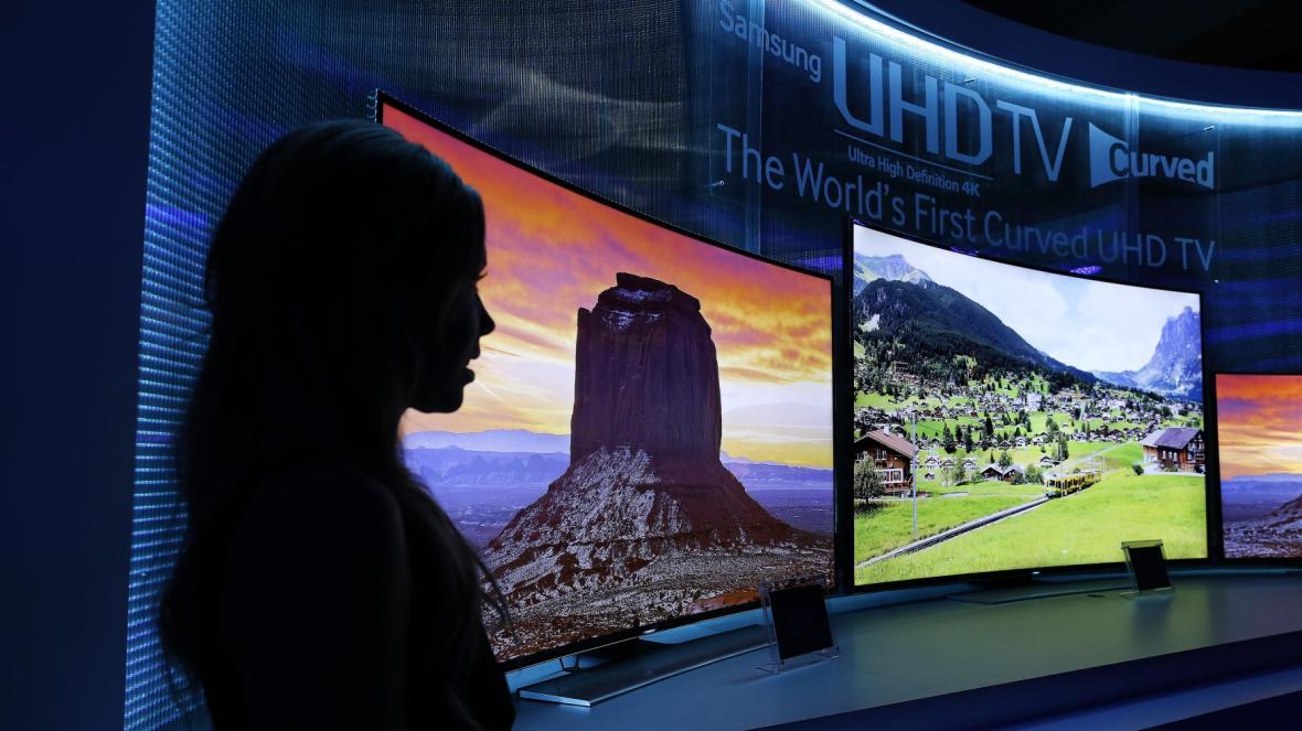 Televizory s rozlišení 4K