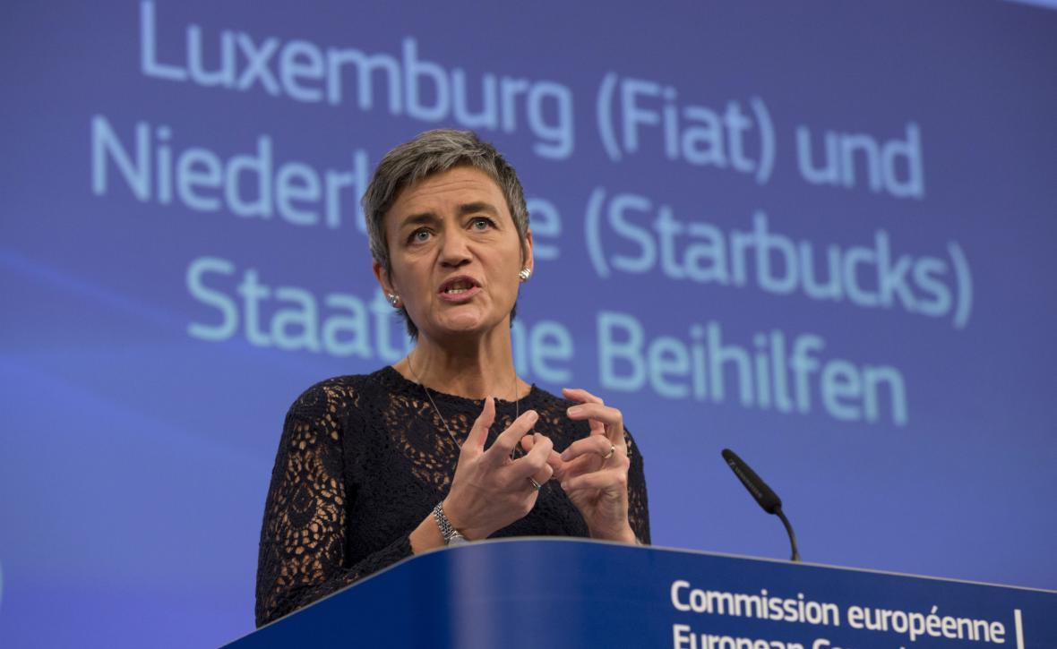 Margrethe Vestagerová