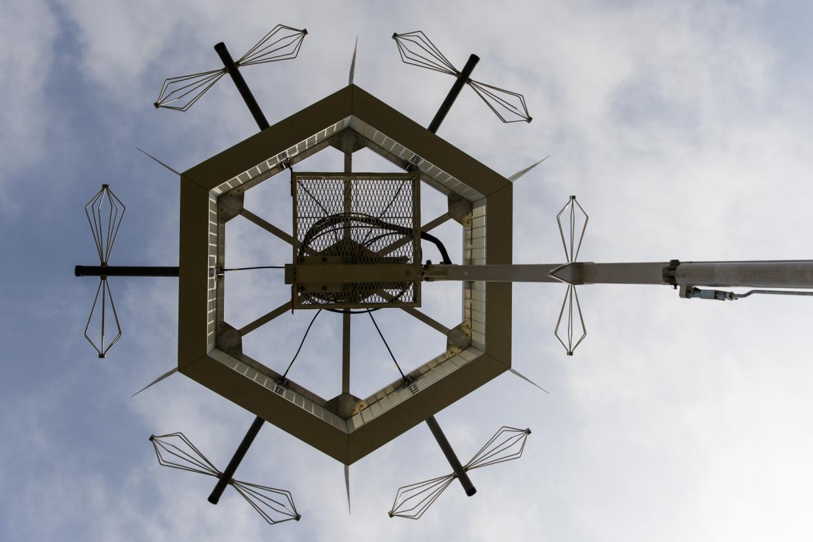Radar pardubické firmy ERA