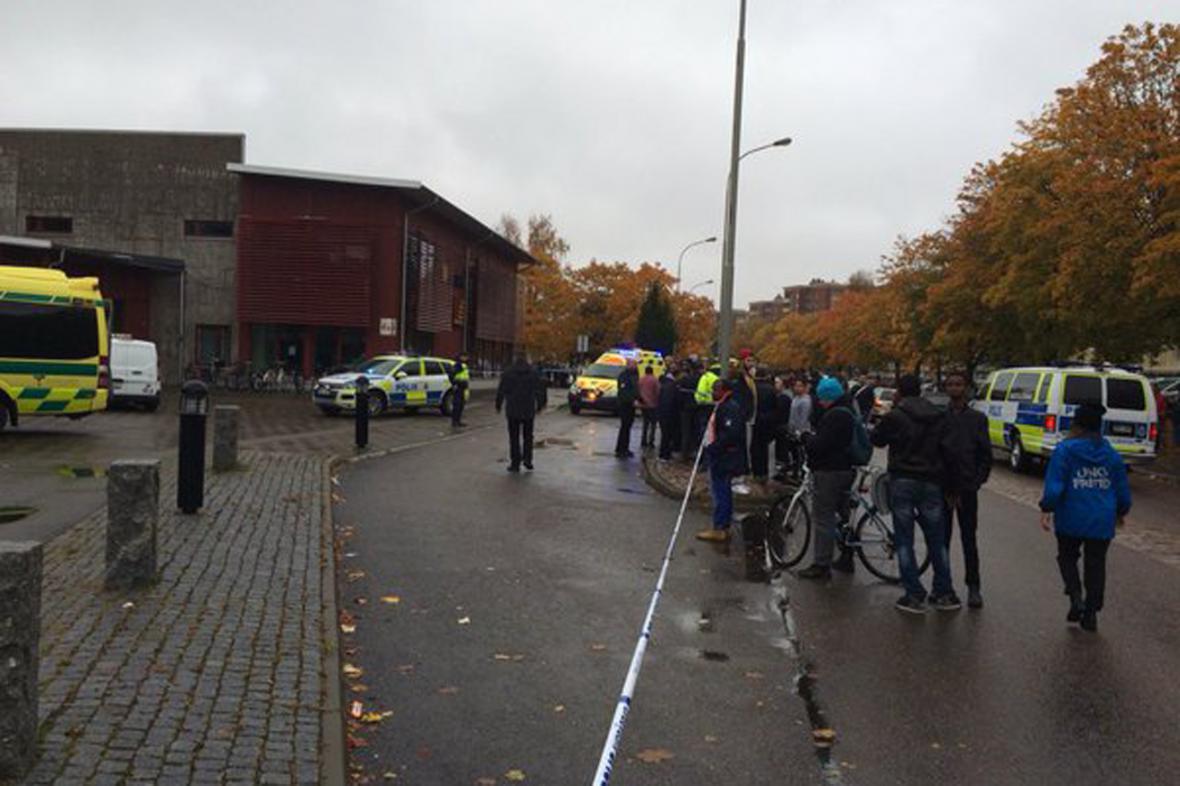 Atentát na školu Kronan ve švédském Trollhättanu