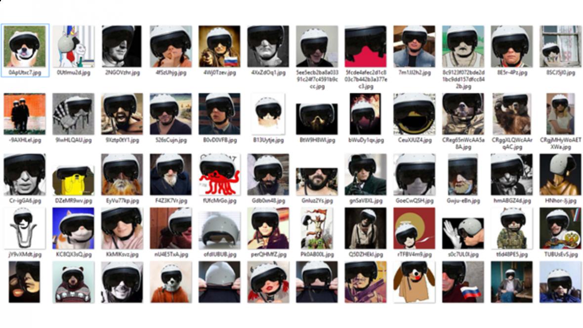Profily s helmami