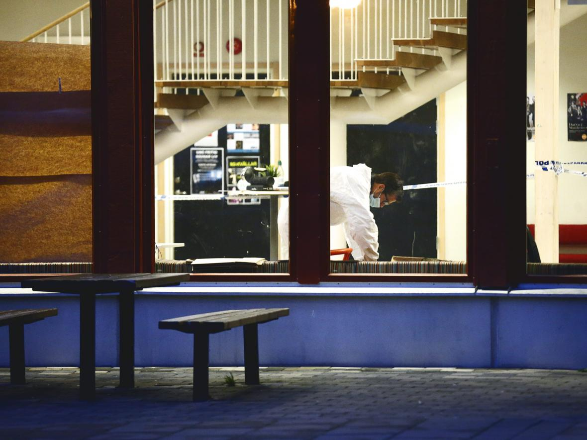 Vyšetřování atentátu na škole v Trollhättanu