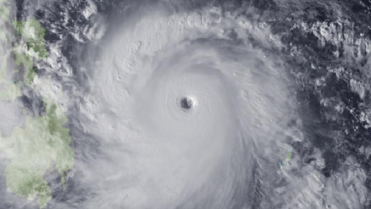 Hurikán Patricia