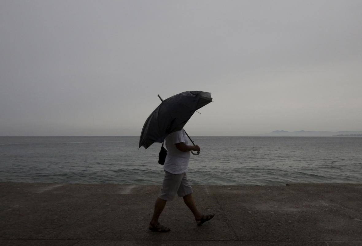 Hurikán Patricia míří do Mexika