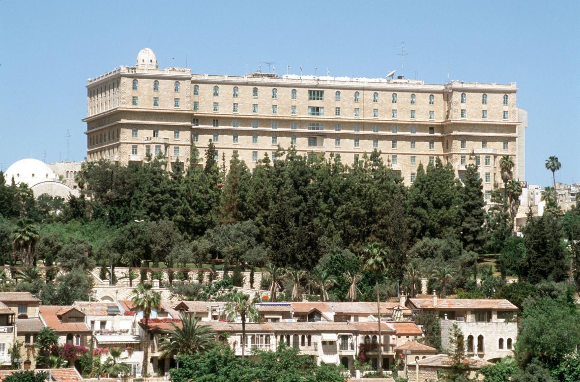 Jeruzalémský hotel King David