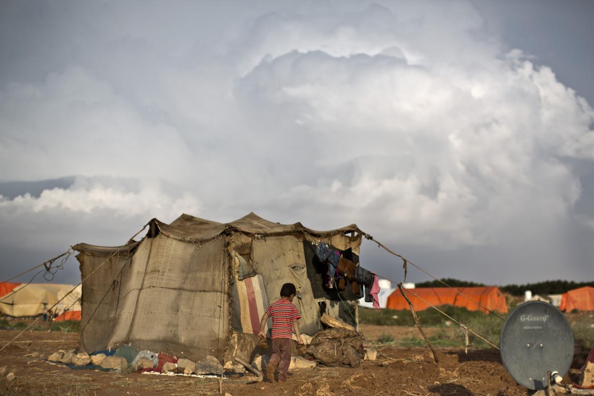 Uprchlíci v Jordánsku