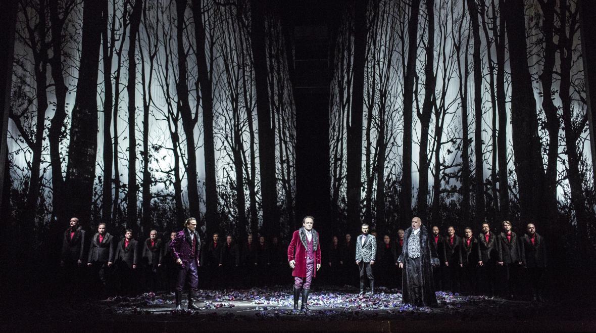 Jolanta v Národním divadle