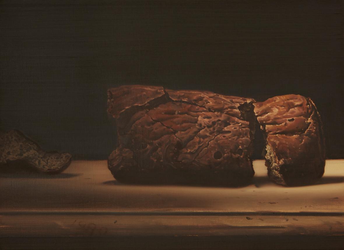 Hynek Martinec / Sigruns Bread the New Romantic, 2015