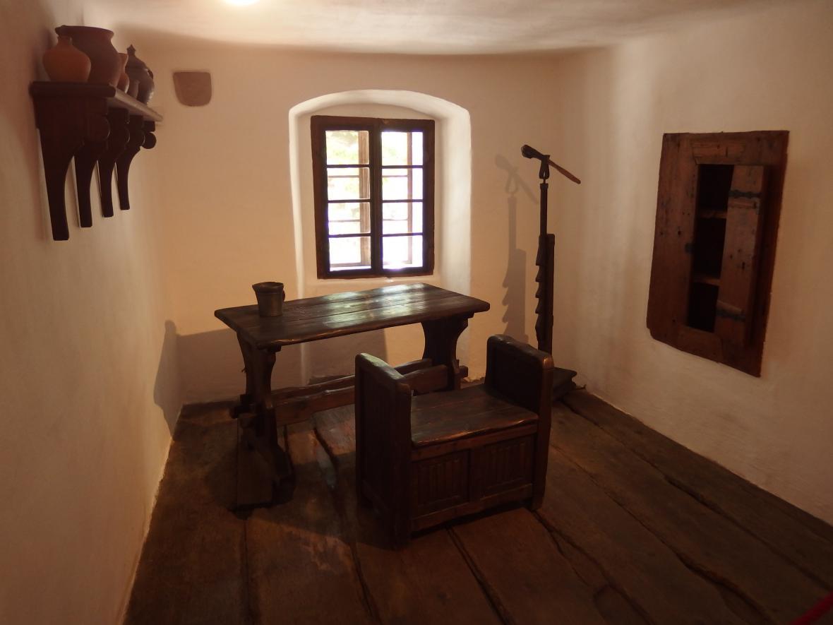 Z Husova rodného domku se stalo mederní muzeum
