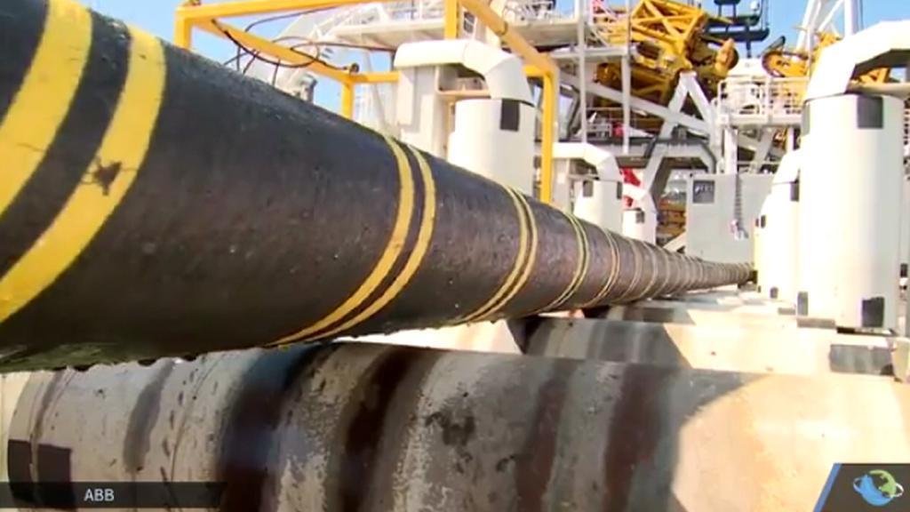 Jsou ruské ponorky hrozbou pro podmořské kabely?