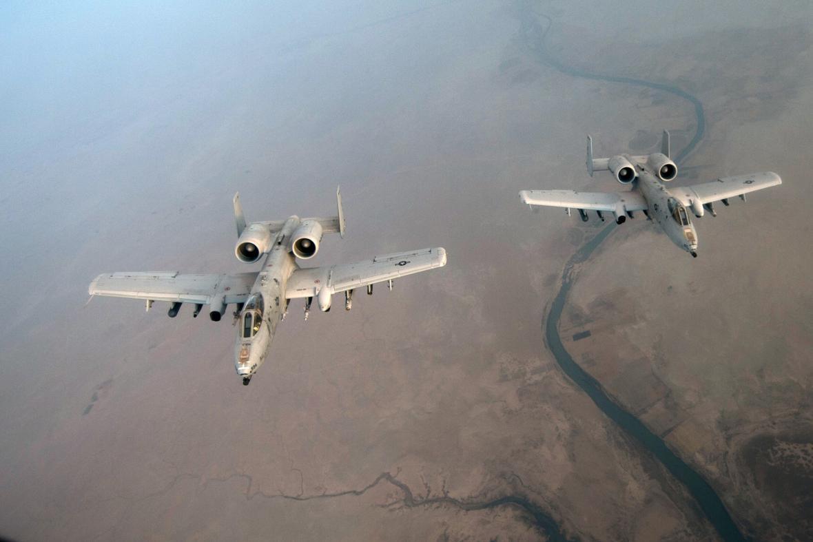 Letouny A-10 Thunderbolt