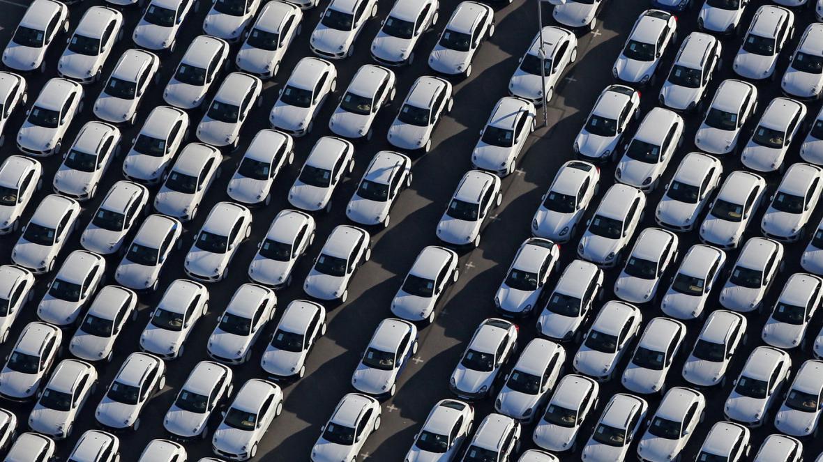 Továrna na vozidla Porsche v Lipsku