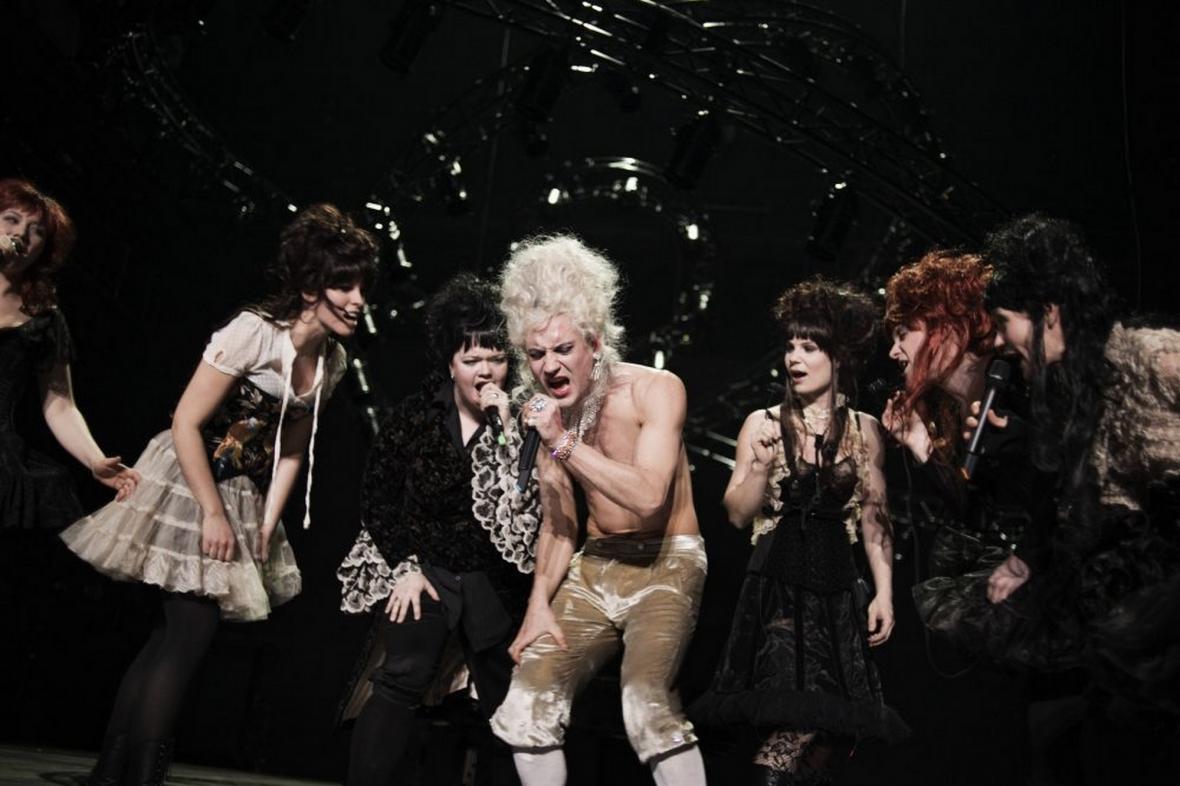 Don Giovanni - poslední večírek