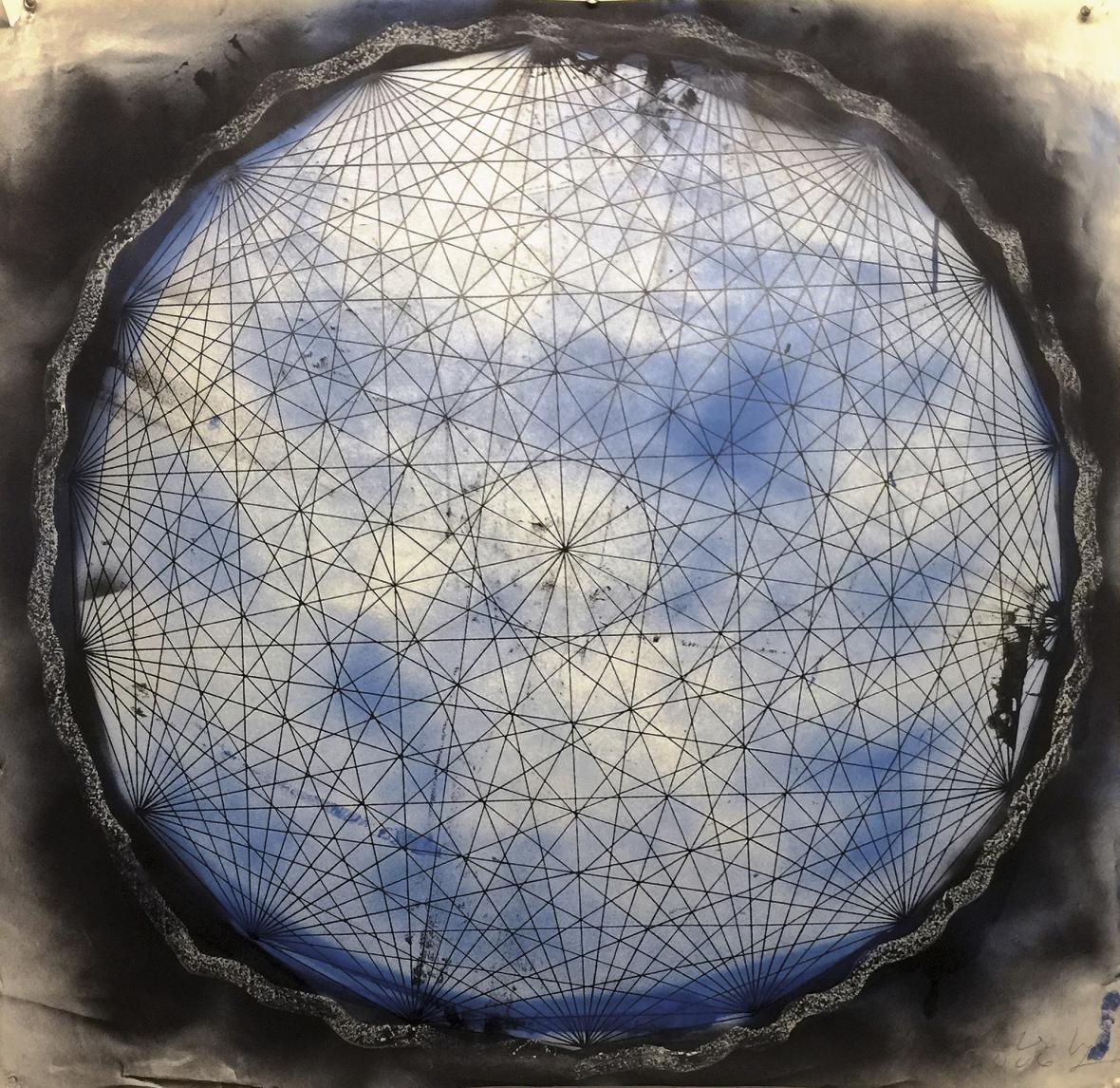 Mark Dagley / Černá koule velká, 2010