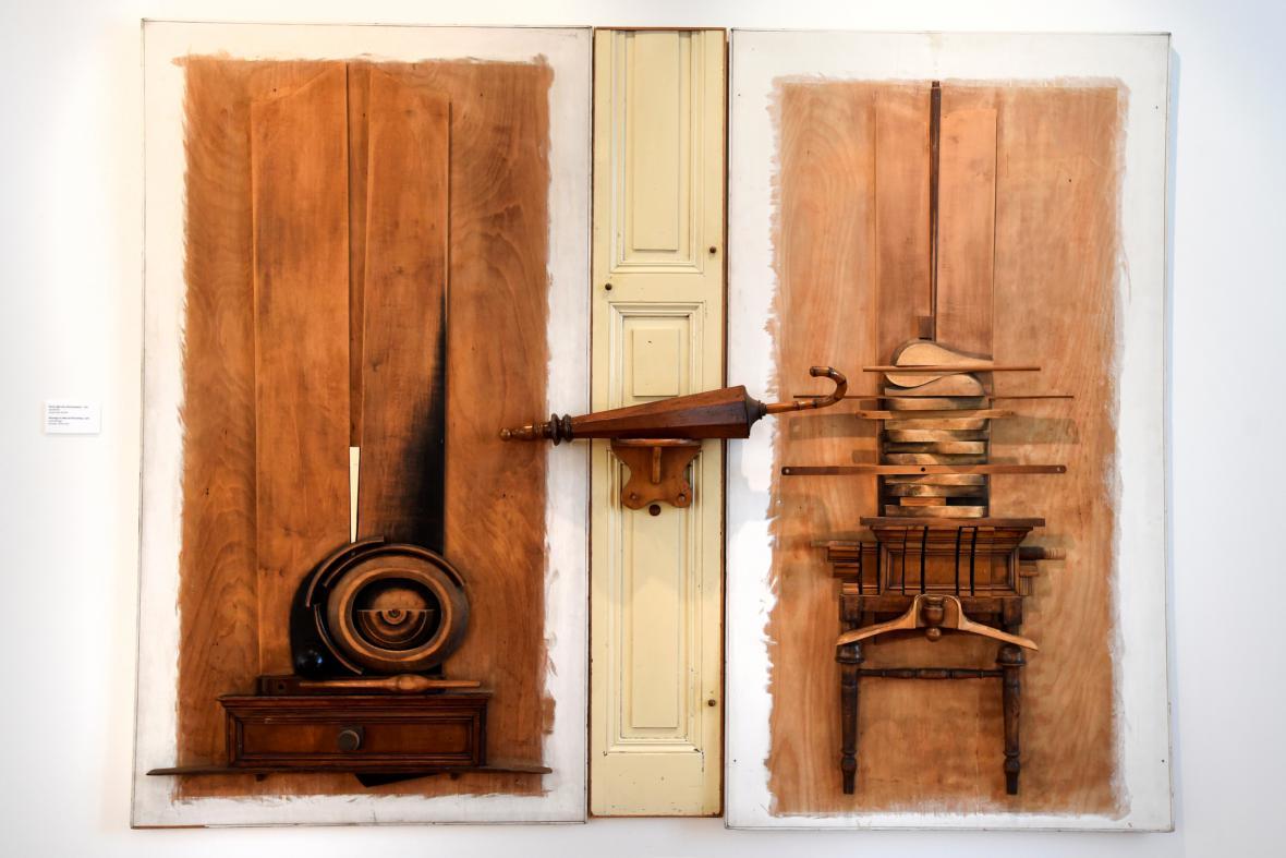 Libor Fára / Pocta Marcelu Duchampovi