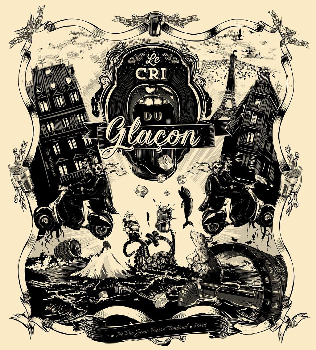 Cri Du Glacon II