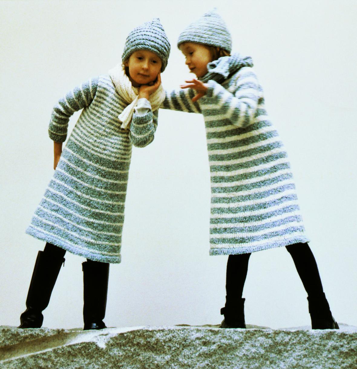 Vintage dětská móda značky Bim Bam Bum