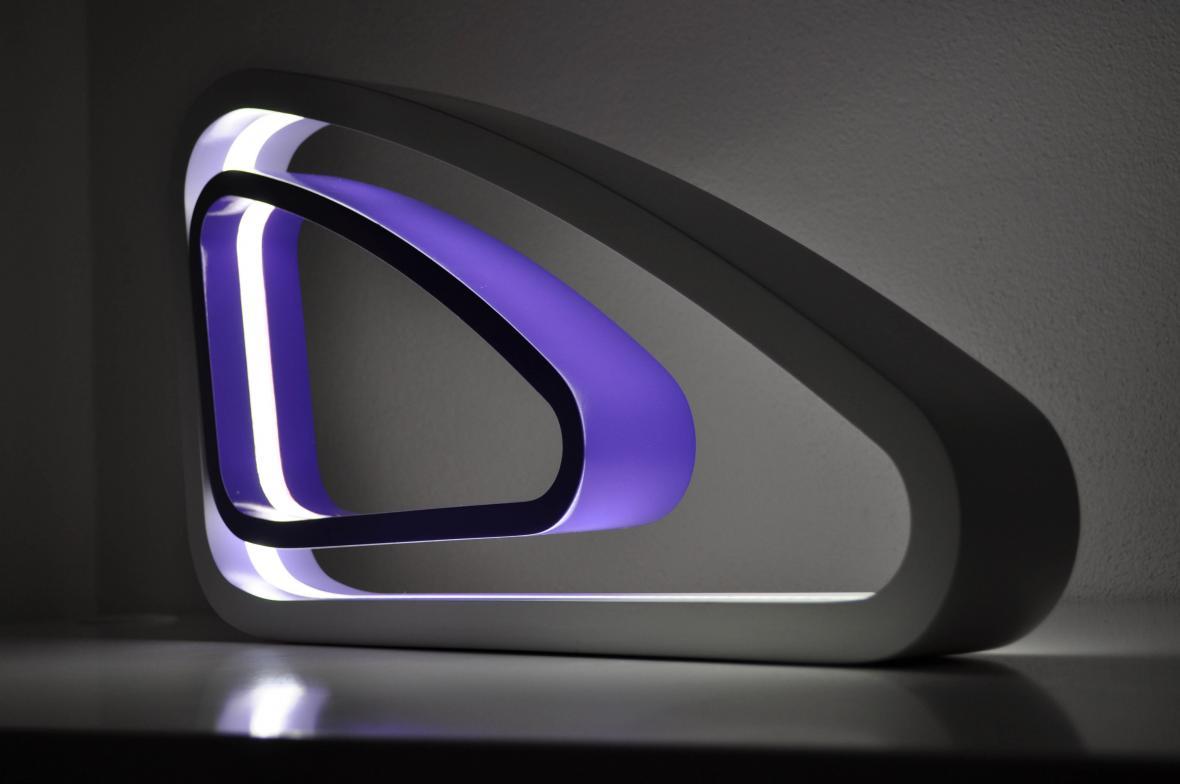 Svítidlo od designérského dua Veledesign