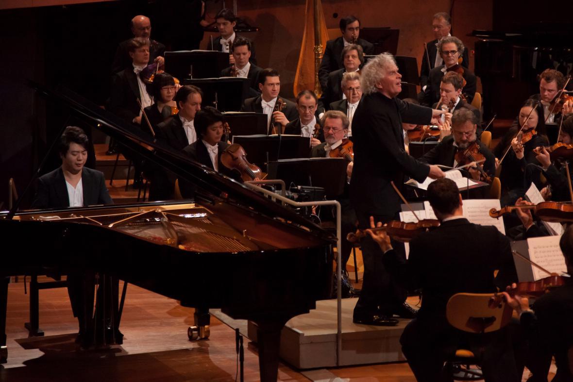 Galakoncert Berlínské filharmonie