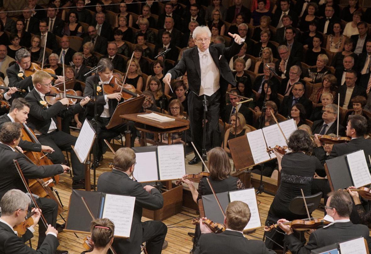 Česká filharmonie a Jiří Bělohlávek
