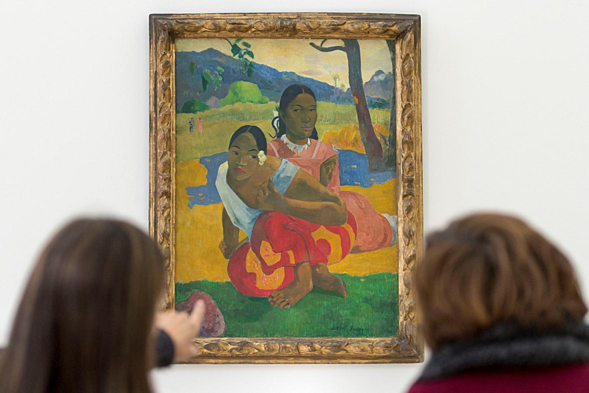 Paul Gauguin / Nafea faa ipoipo?