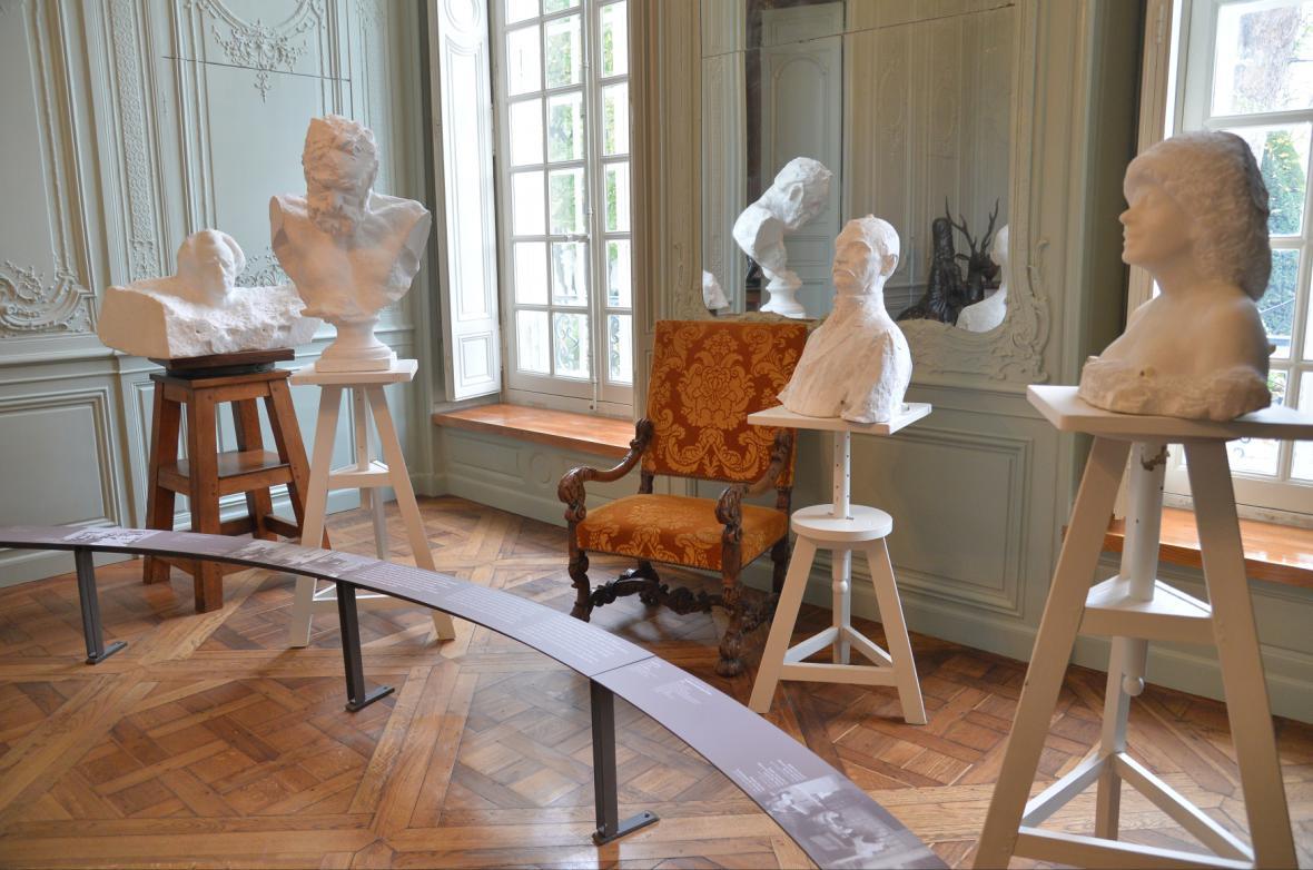 Rodinovo muzeum v Paříži