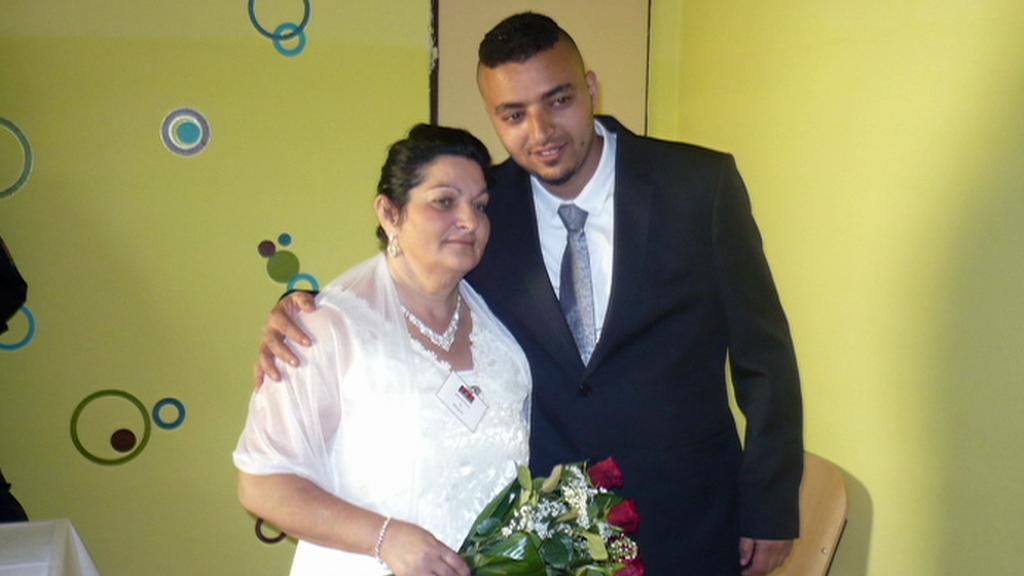 Yasin Beelhaadj se v Drahonicích oženil