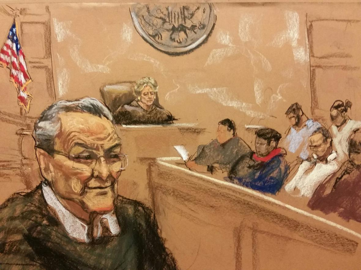 Vincent Asaro u soudu