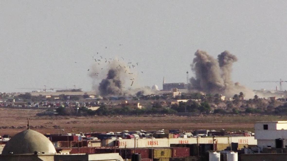 Libye poznamenaná bojem s islamisty