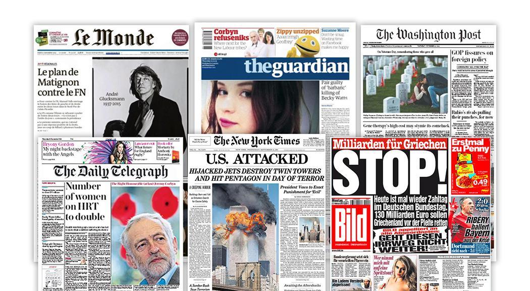 Předplatné a noviny