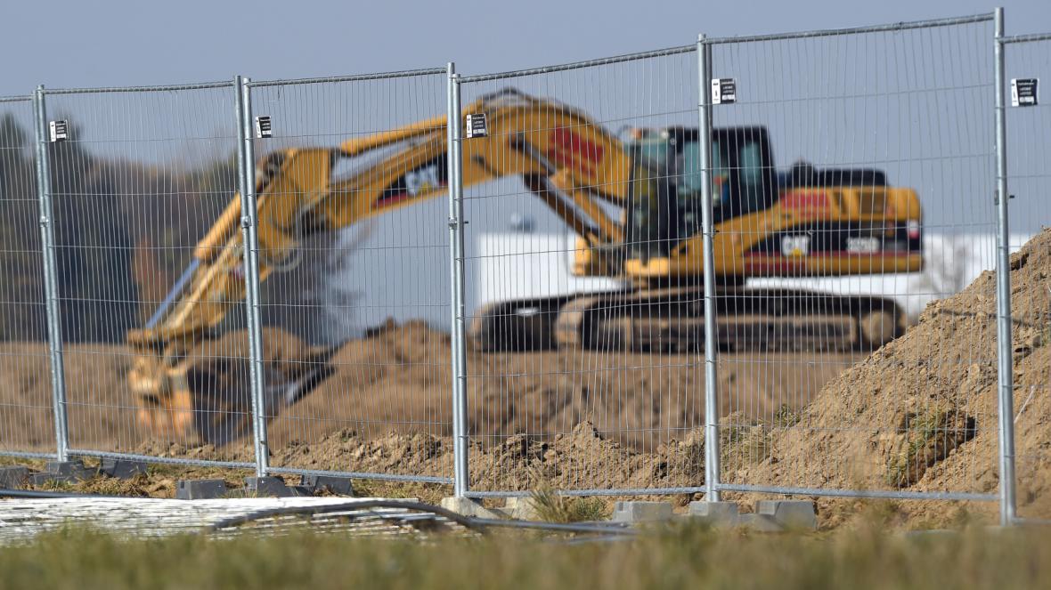 Hyundai Mobis začala s úpravami pozemku v průmyslové zóně v Mošnově