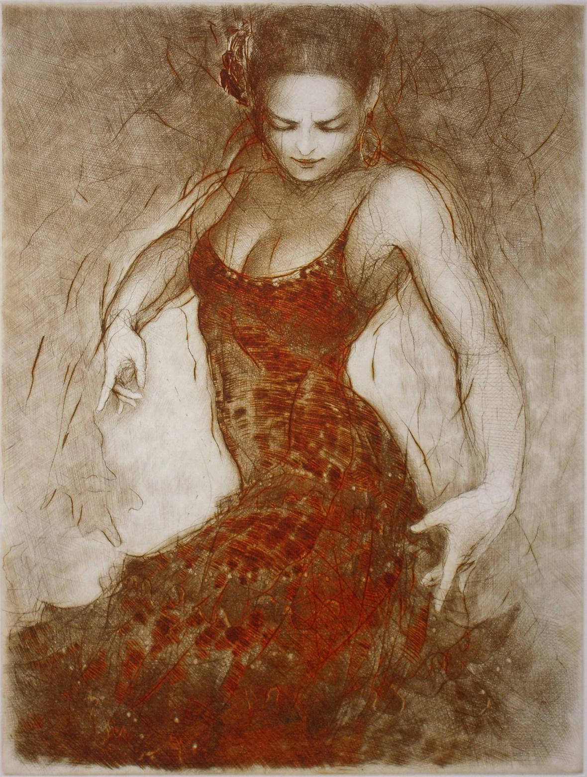 Tomáš Hřivnáč / Flamenco II