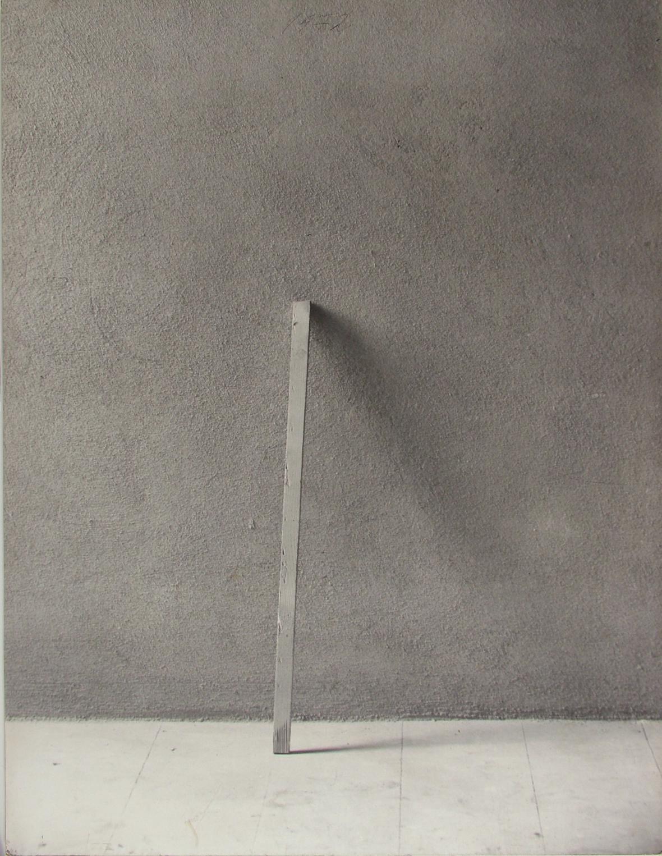 Jan Svoboda / Prostor pro růžový obraz, 1972