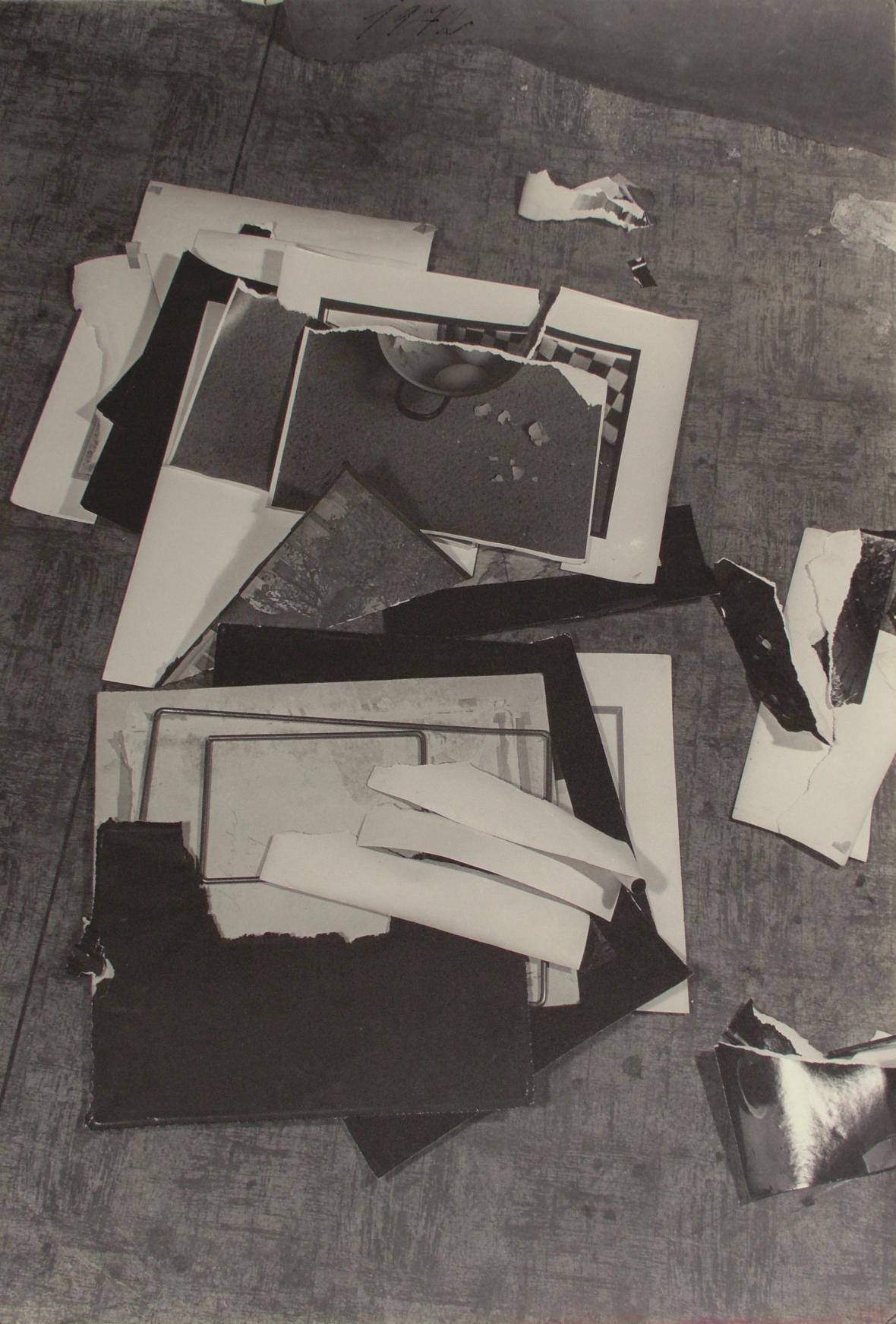 Jan Svoboda / Obraz, který se nevrátí XXXV, 1972
