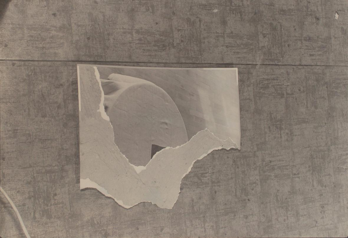 Jan Svoboda / Fragment stolu III, 1973