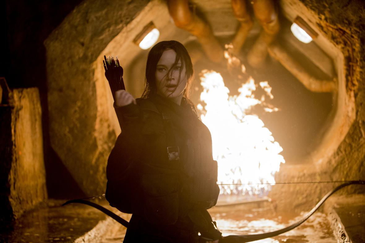 Hunger Games: Síla vzdoru 2. část