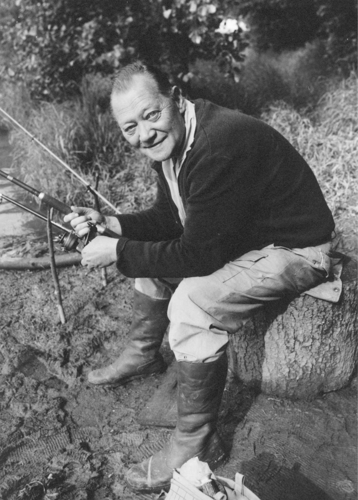 Rudolf Hrušínský (počátek 80. let)