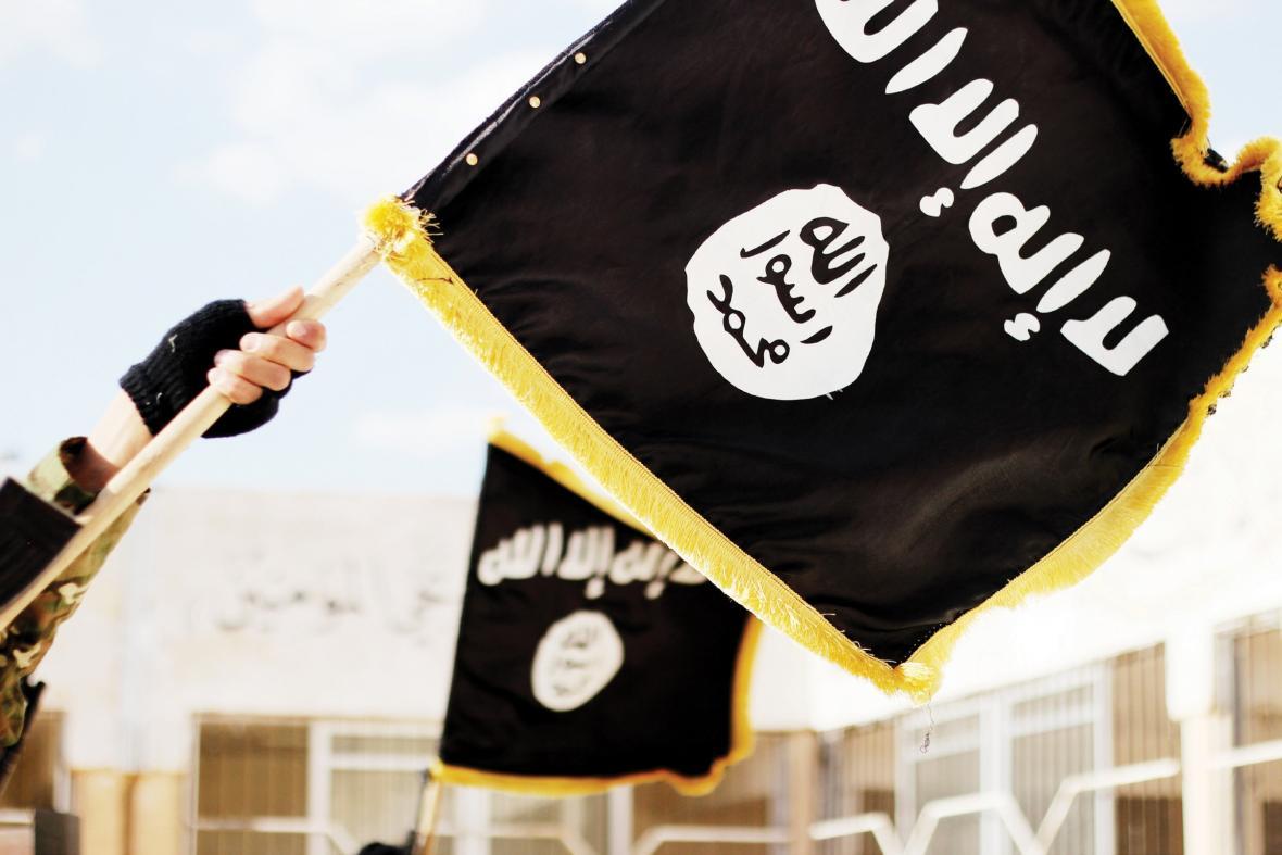 Vlajka Islámského státu