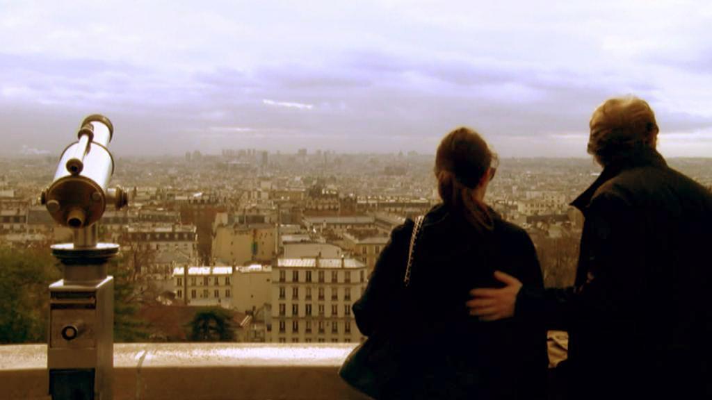 Podzimní Paříž