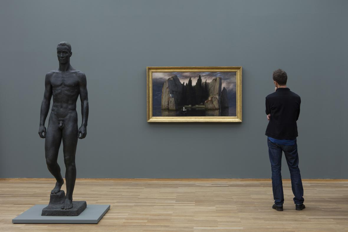 Výstava Temné roky (Státní muzea v Berlíně)