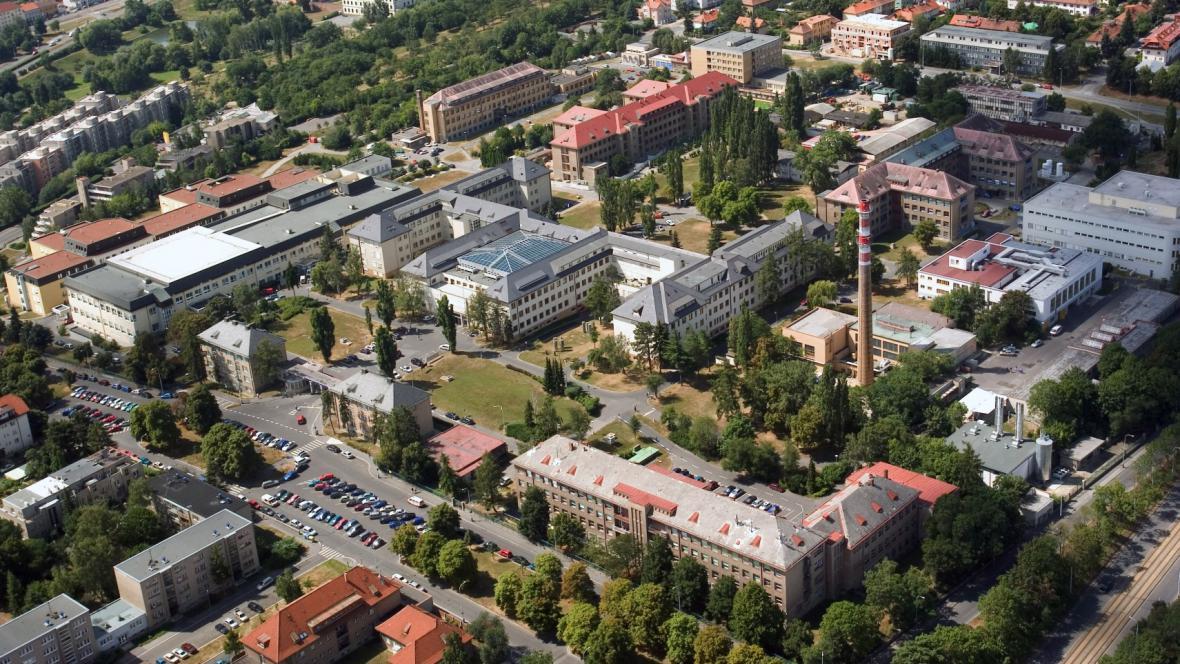 Ústřední vojenská nemocnice v Praze