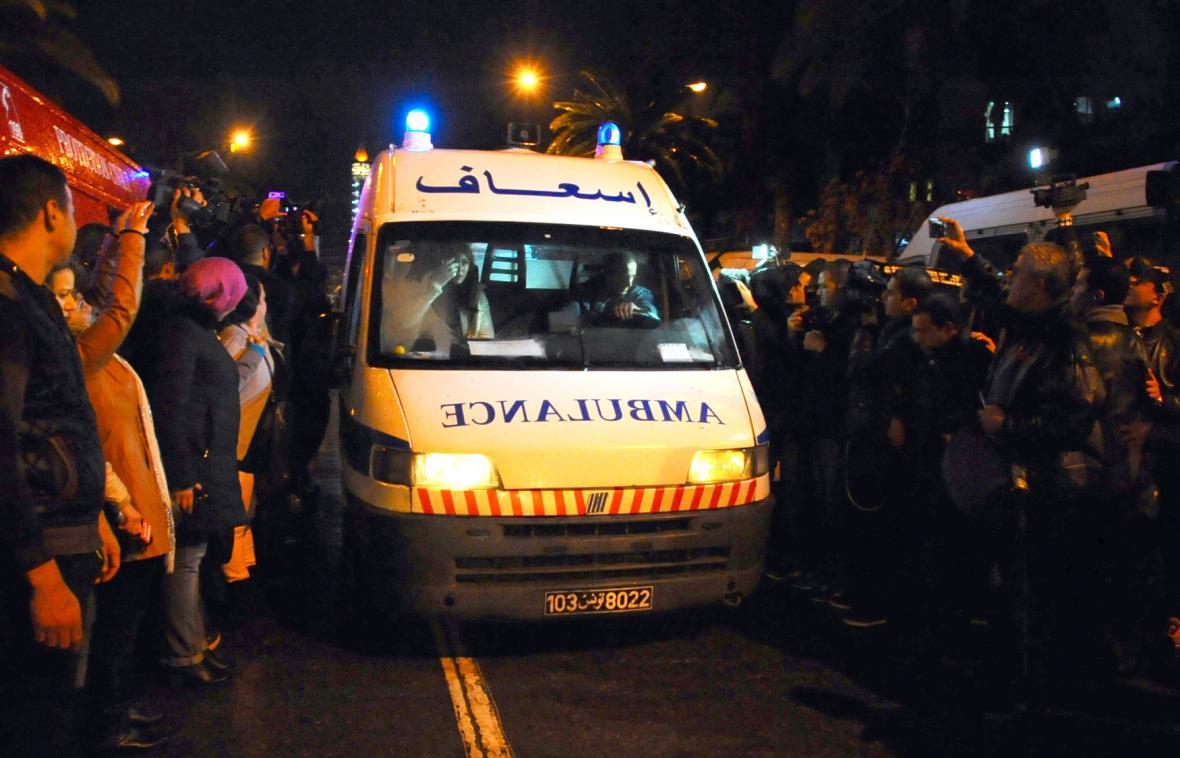 V ulicích Tunisu po atentátu