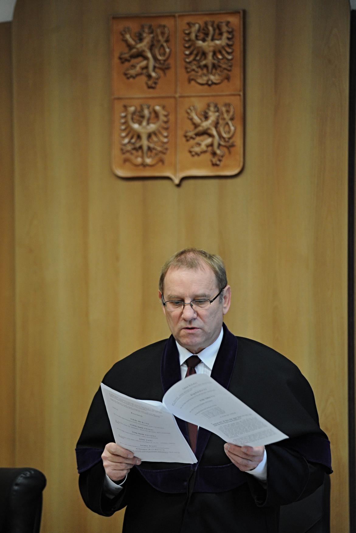 Soudce Zdeněk Kučera