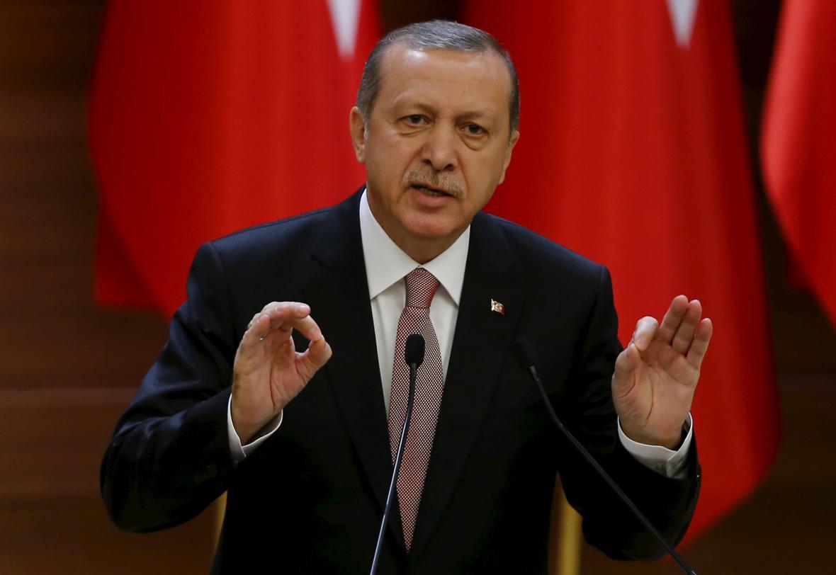 Erdogan nechápe odvetné kroky Ruska