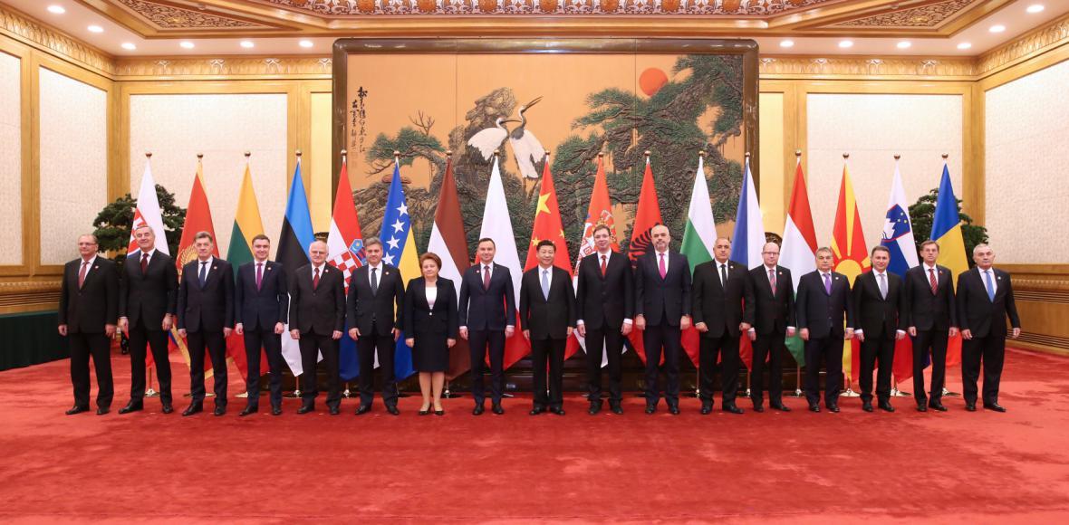 Jednání v Číně