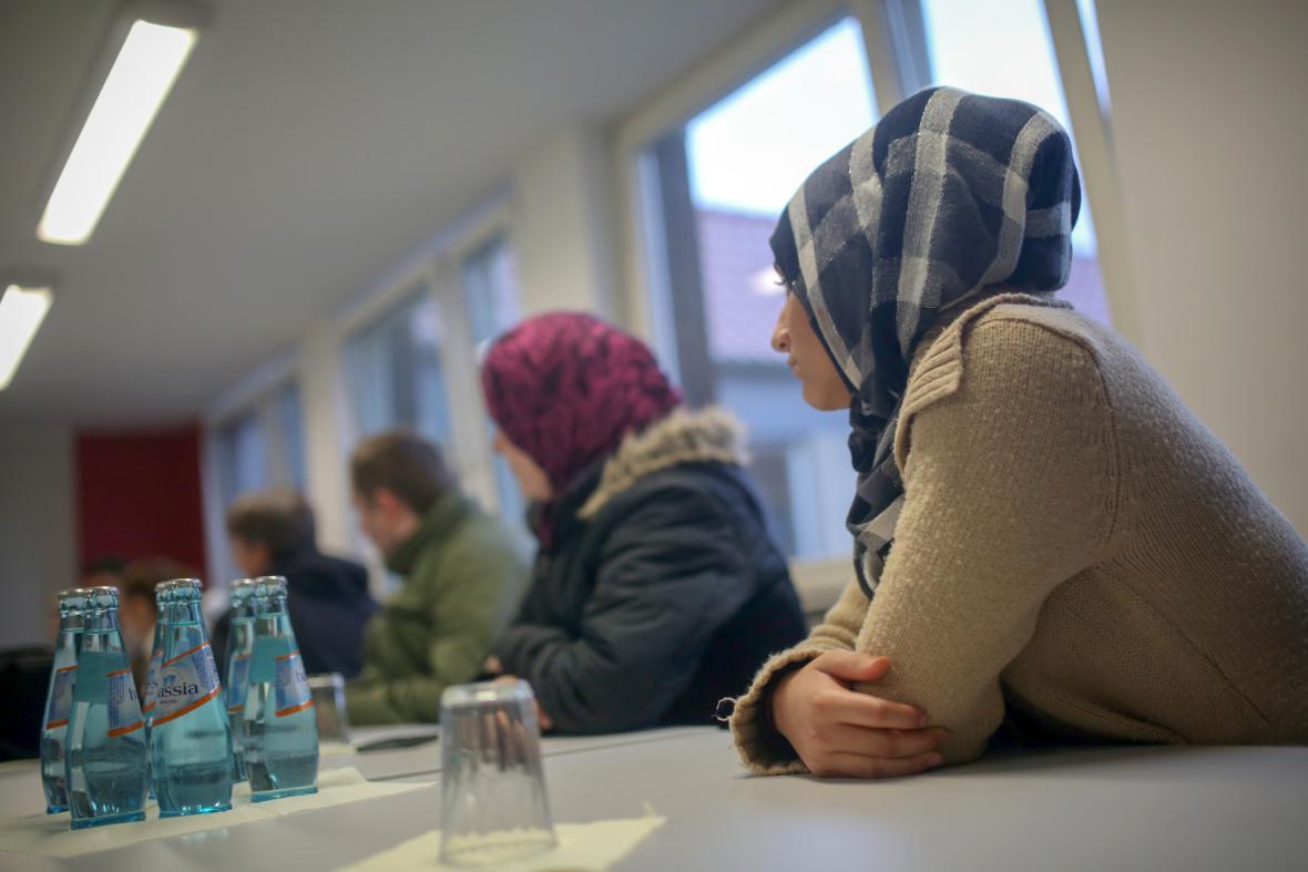Čekání na vyřízení azylu