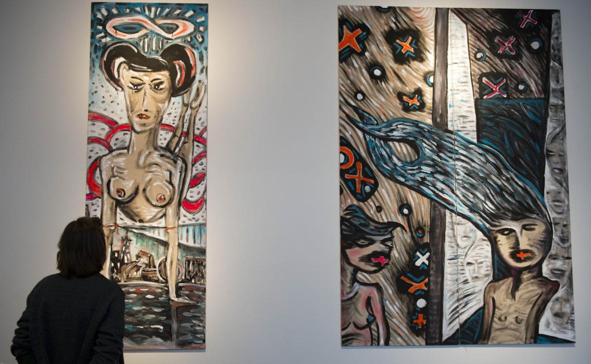 Výstava Urbo Kune - město v obrazech/obrazy ve městě