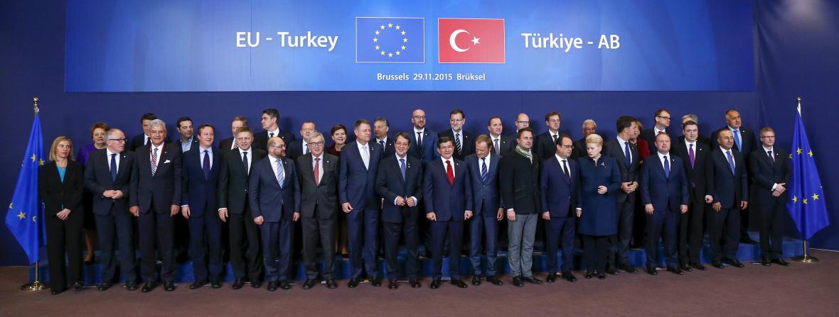 Summit EU - Turecko